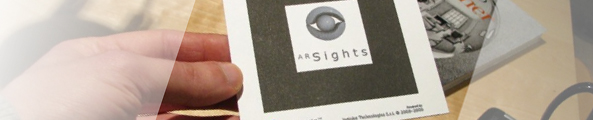 Arsight, application de réalité augmentée
