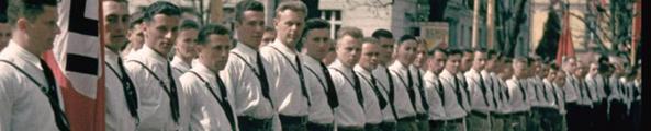 Rangée de bavarois en short
