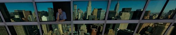 Visite aérienne virtuelle de NewYork