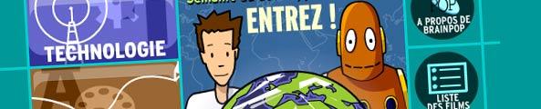 brainpop, dessins animés éducatifs