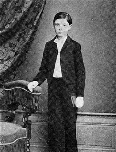 Henri Poincare jeune